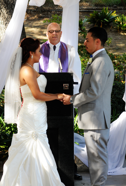 Los Angeles Dodgers Wedding