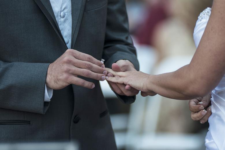 Baseball Wedding Put a Ring on it