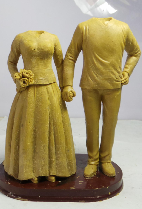 Wedding Cake Toppers (that look like you!) by BobbleGram | Sports ...